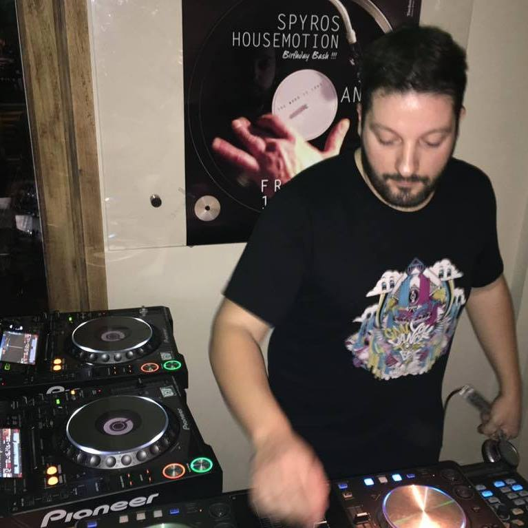 Spyros Housemotion